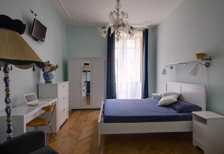 Colazione Al Vaticano, רומא, חדר סטנדרט, חדר רחצה משותף, חדר אורחים