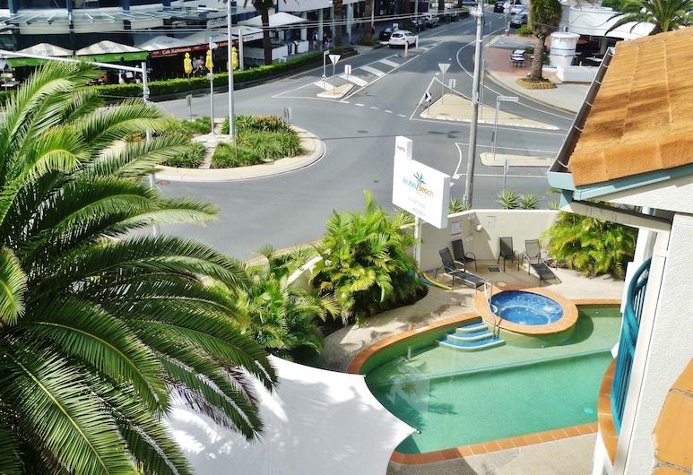 Aruba Beach Resort, Broadbeach, Θέα από το κατάλυμα