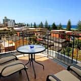 Superior Apartment, 2 Bedrooms, Ocean View, Sea Facing - Balcony
