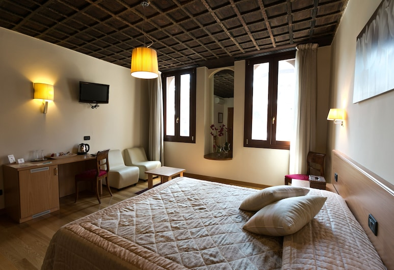Hotel Casa del Pellegrino, Padua, Habitación Deluxe, Habitación