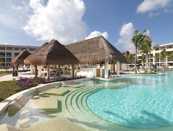 A(z) Paradisus Playa del Carmen - All Inclusive hotel fényképe itt: Playa del Carmen