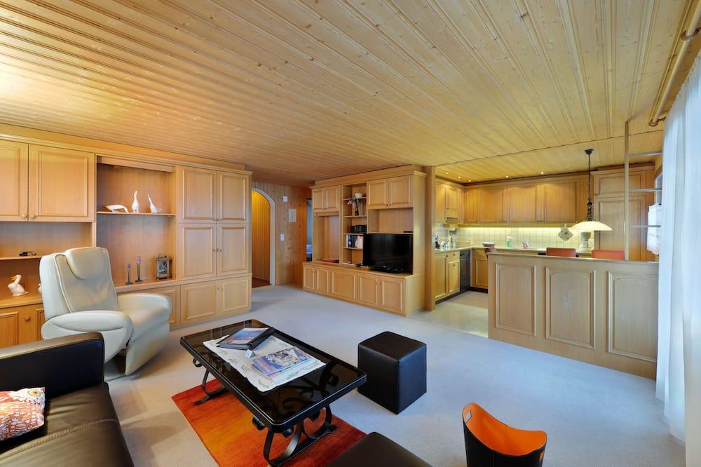 Apartment 2 Bedrooms Superior - Oturma Alanı