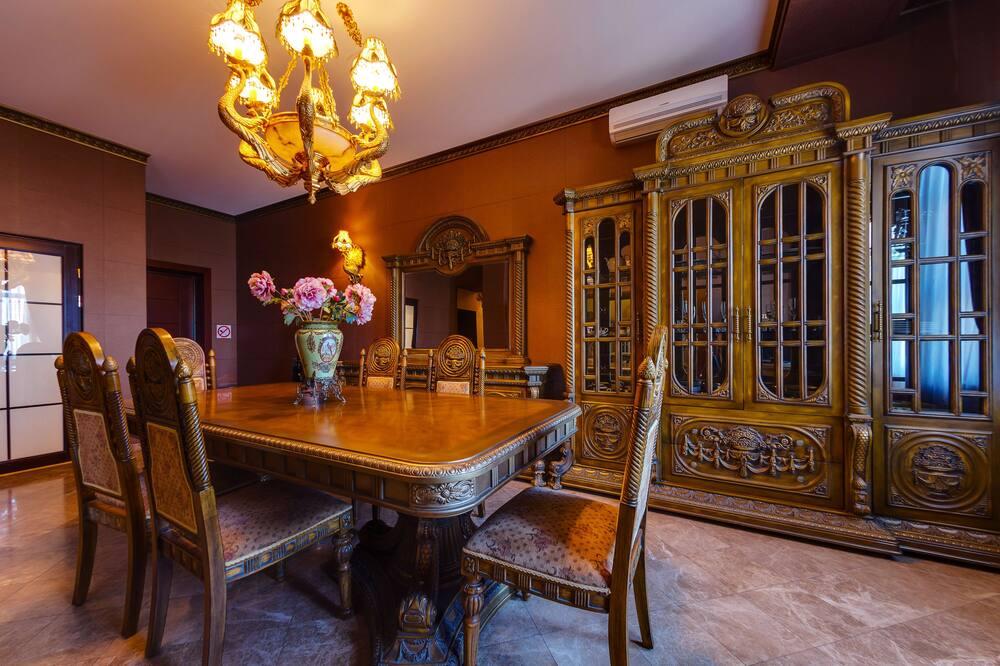 Phòng Suite Presidential - Phòng khách