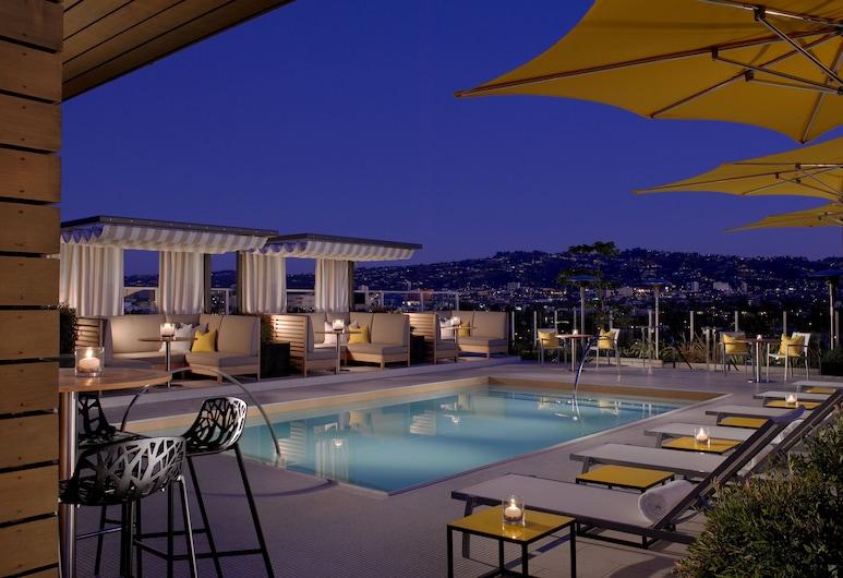 Kimpton Hotel Wilshire, Los Angeles, Dış Mekân