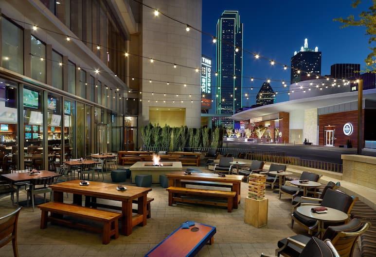 Omni Dallas Hotel, Dallas, Restaurang