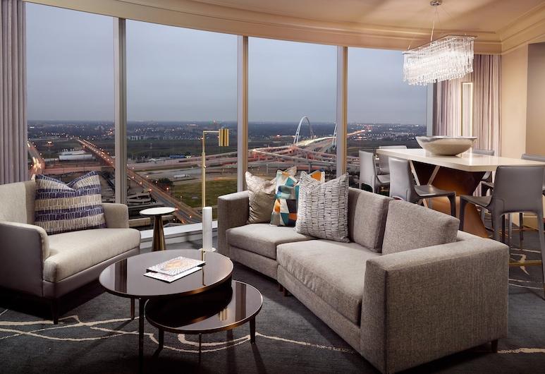 Omni Dallas Hotel, Dallas, Zimmer