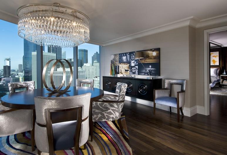 奧尼達拉斯酒店, 達拉斯, 總統套房, 1 張特大雙人床, 客房