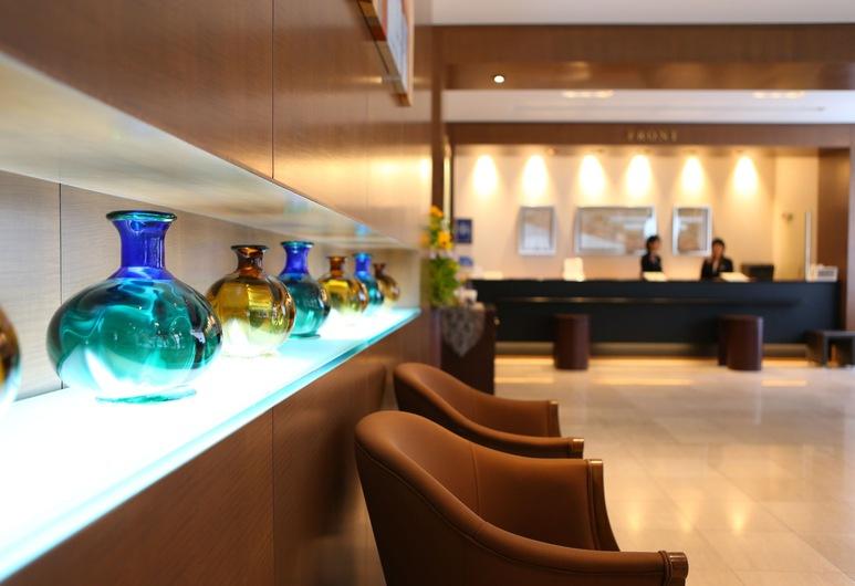 ホテル法華クラブ大阪, 大阪市, ホテルのインテリア