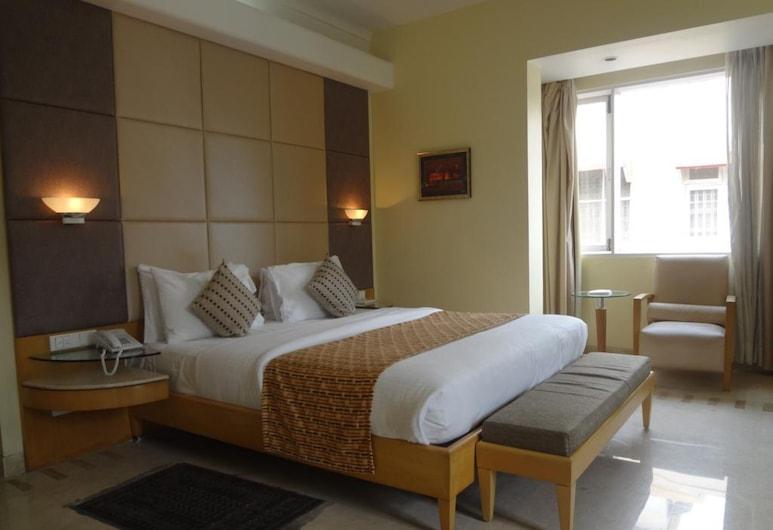 Ascot Hotel, Bombay, Superior Tek Büyük veya İki Ayrı Yataklı Oda, Oda