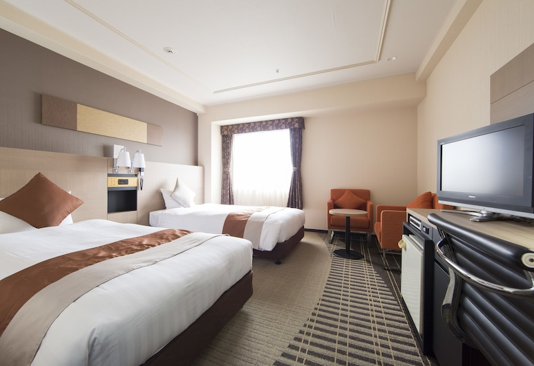 Meitetsu New Grand Hotel, Nagoya, Standard Twin Room, 2 Twin Beds, Non Smoking (Meal for children will be charged at check in), Guest Room