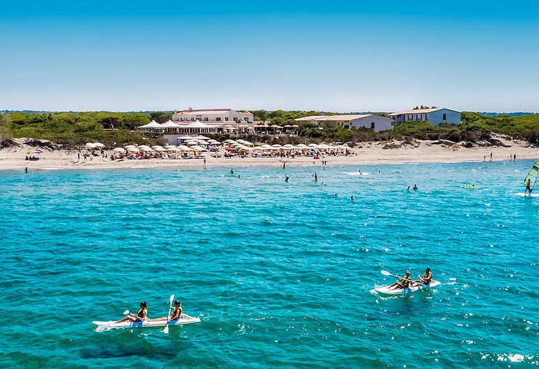 Club Del Golfo, Sorso, Kayaking