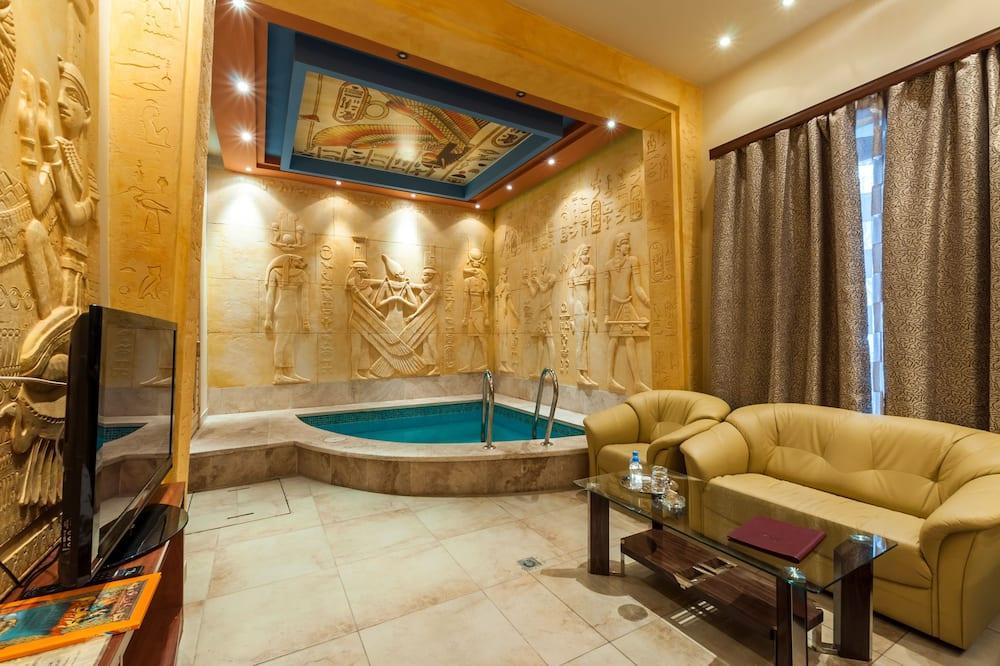 Apartament typu Premium Suite (Egypt) - Powierzchnia mieszkalna