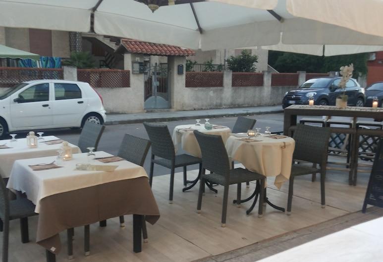 Residence Europa, Alghero, Opciones de restauración (exterior)