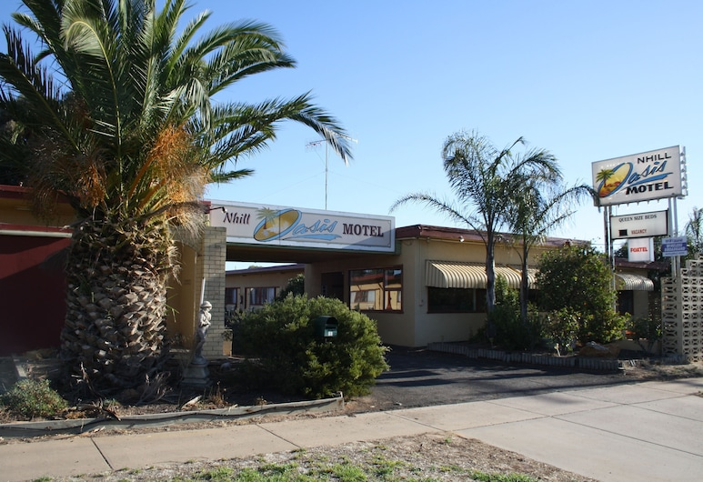 Nhill Oasis Motel, Nhill