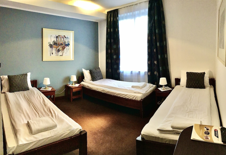 Hotel Olecki, Άουσβιτς, Standard Τρίκλινο Δωμάτιο, Δωμάτιο επισκεπτών