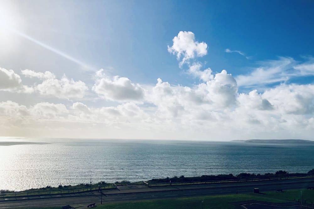 Divvietīgs numurs, skats uz jūru - Skats uz ūdenstilpni