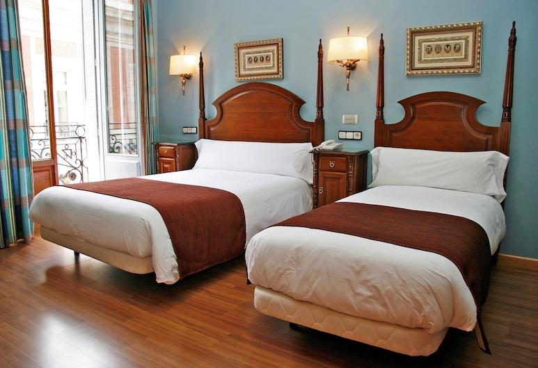 Hostal Victoria II, Madrid, Izba s dvojlôžkom alebo oddelenými lôžkami, Hosťovská izba