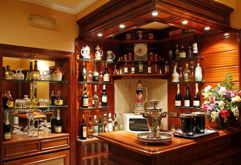 Hostal Victoria III, Madrid, Bar dell'hotel