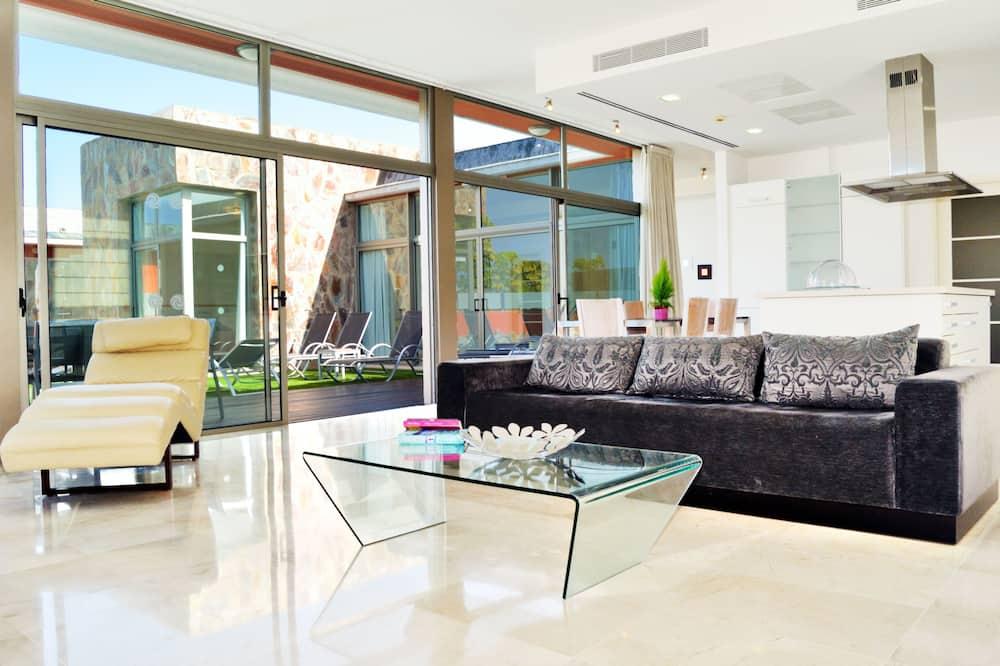 Villa, 3 slaapkamers - Woonruimte