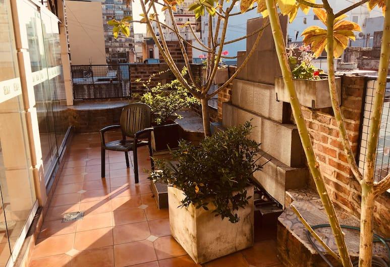 Hotel AyB Internacional, Buenos Aires, Terrace/Patio