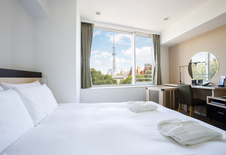 Residential Hotel B:CONTE Asakusa, Τόκιο