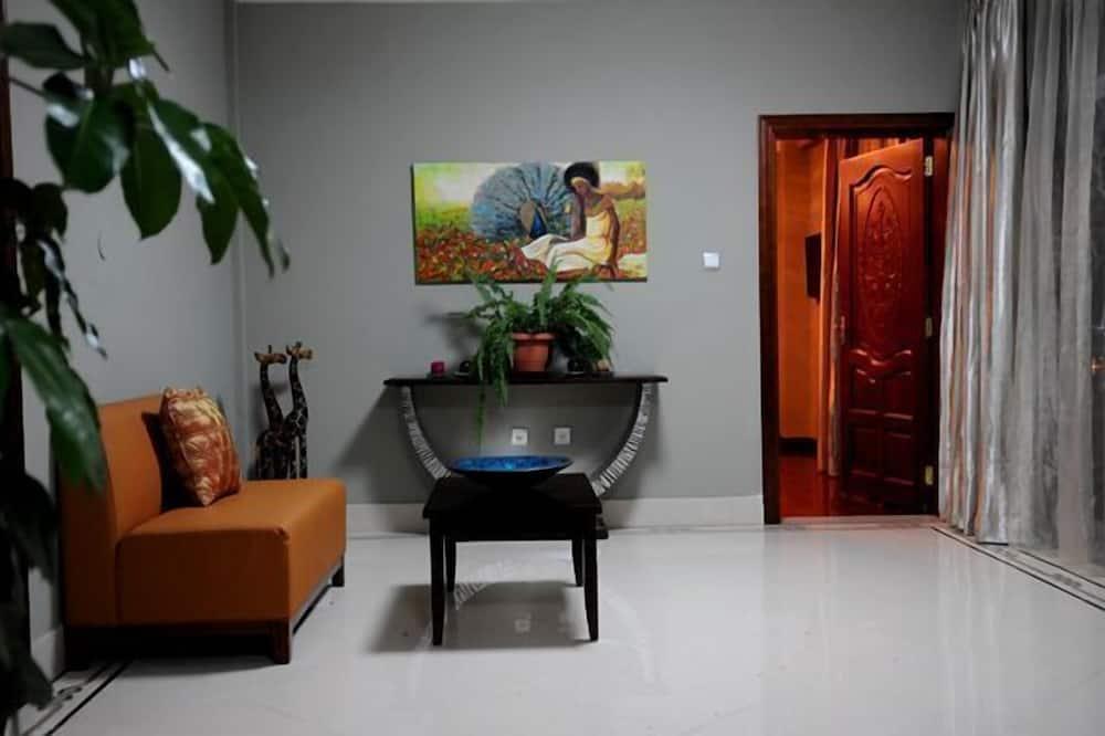 프레지덴셜 스위트 - 거실 공간