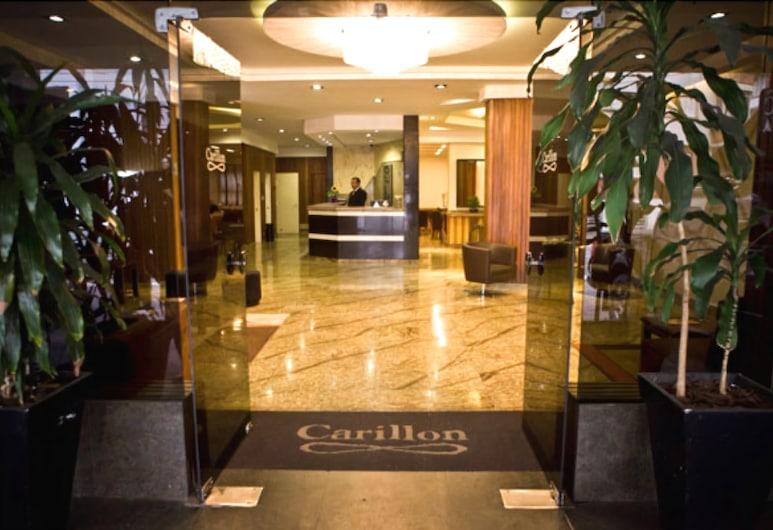 Carillon Plaza Hotel, סאו פאולו, הכניסה למלון