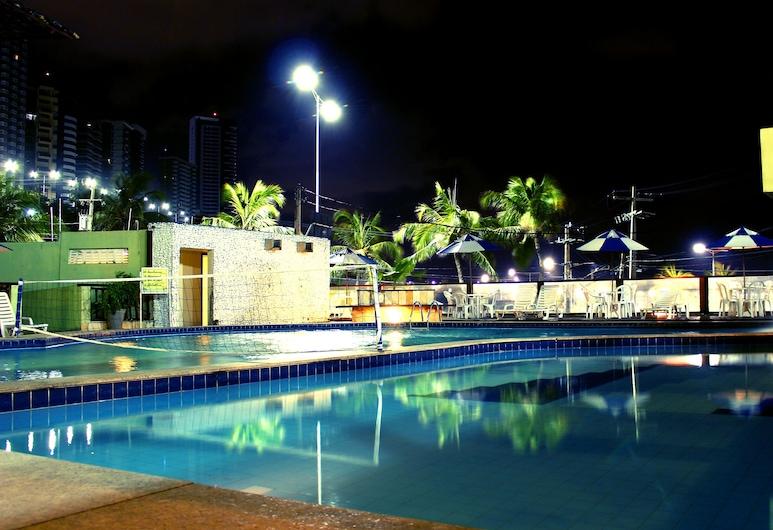 Natal Praia Hotel, Natal, Outdoor Pool