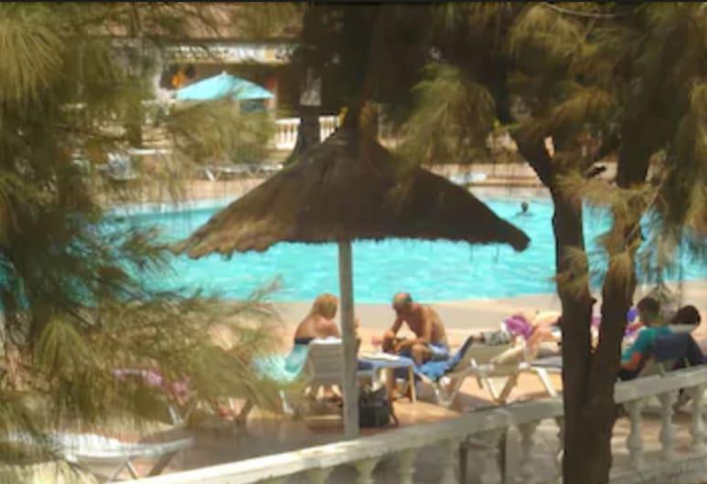 Palma Rima Hotel, Serrekunda, Εξωτερική πισίνα