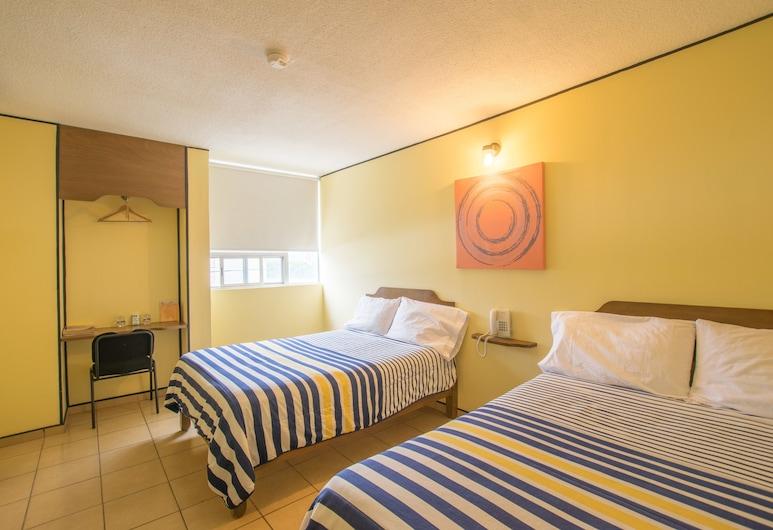Hotel Mateos 1215, León, Habitación doble estándar, Habitación