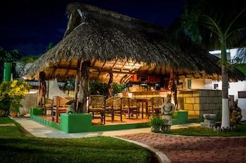 在埃斯康迪多港的蓬塔翡翠套房酒店照片