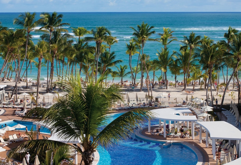 Riu Palace Bavaro All Inclusive, Punta Cana, Εξωτερική πισίνα