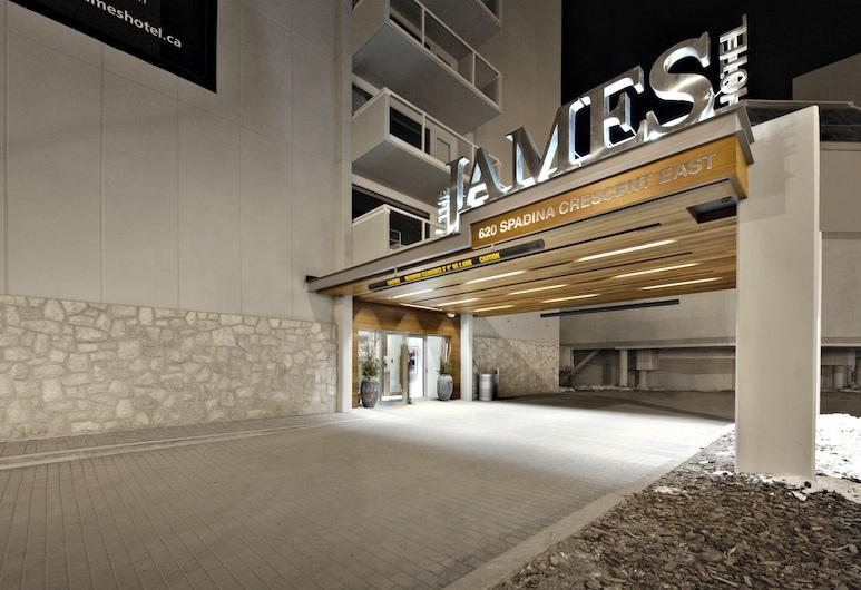 The James Hotel, Saskatoon