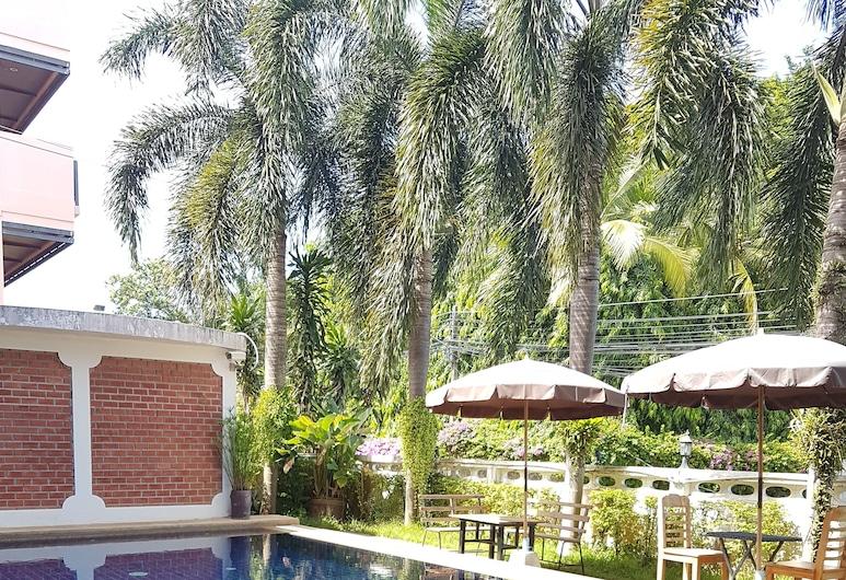 Baan Chayna Resort Hotel, Choeng Thale, Exterior