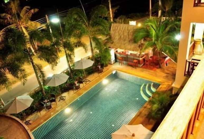 반 차이나 리조트 호텔, Choeng Thale, 야외 수영장