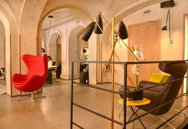 Brown's Downtown, Lisboa, Aspecto interior del hotel