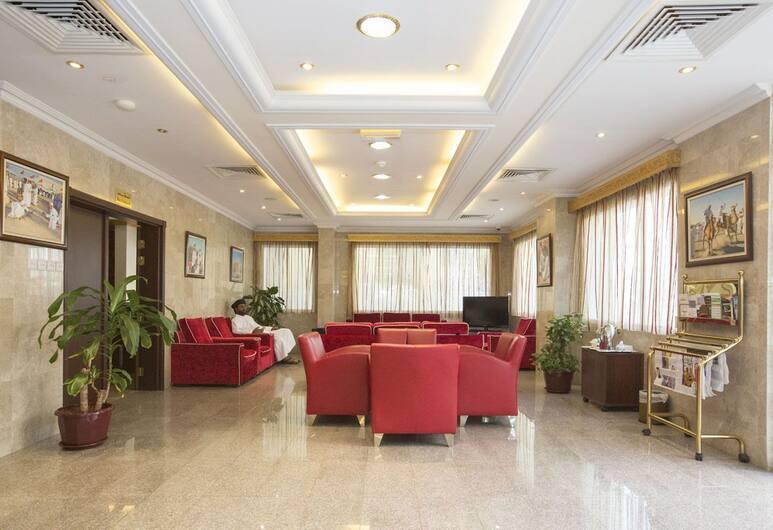 Samara Hotel, Maskat, Lobby