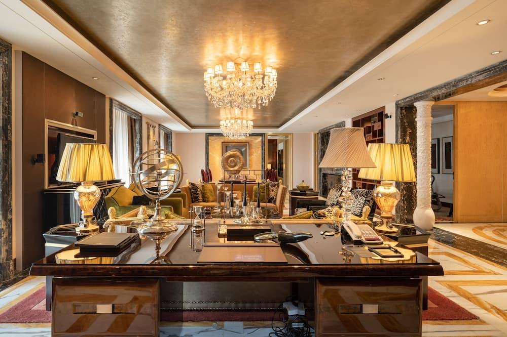 Presidential-Suite - Wohnbereich