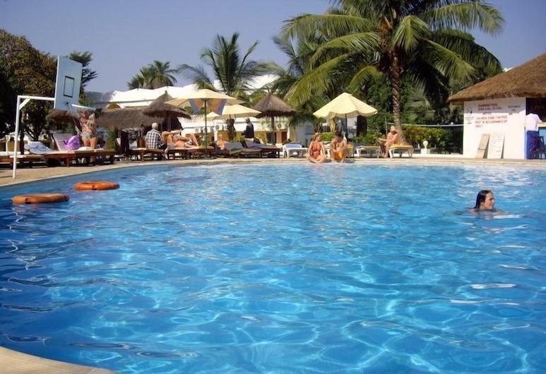 Mansea Beach Hotel and Resort, Serrekunda, Spa