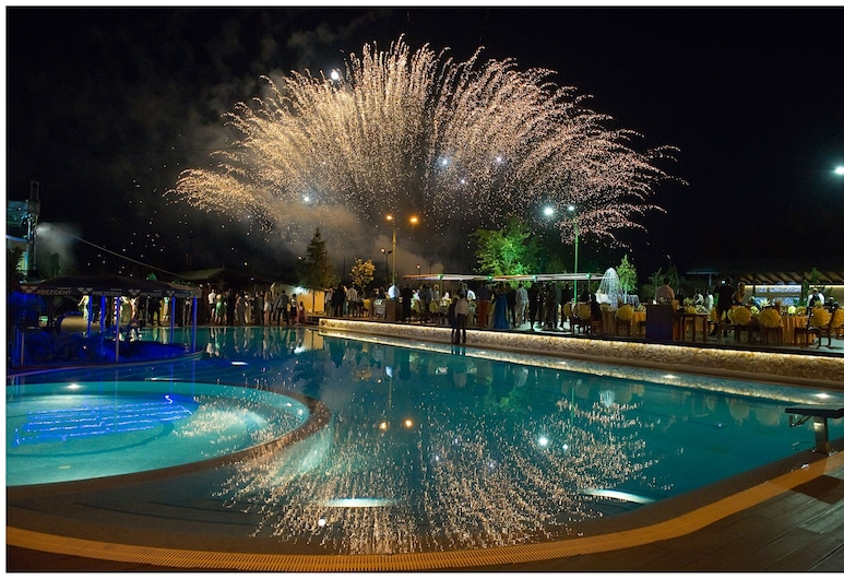 President Hotel, Chisinau, Birthday Party Area