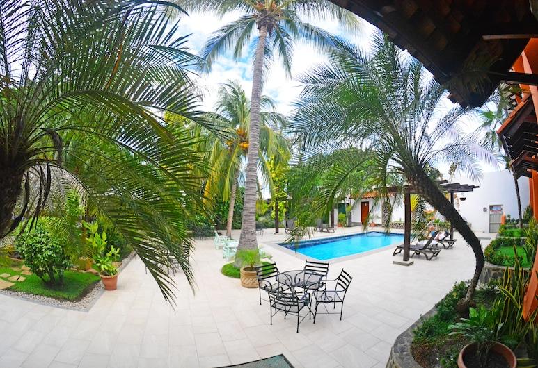 Hotel Europeo, Μανάγουα, Θέα από το ξενοδοχείο