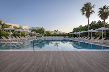 Foto del Alexandra Beach Hotel en Cos