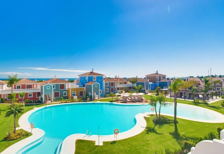 Cortijo del Mar Resort, Estepona, Pool