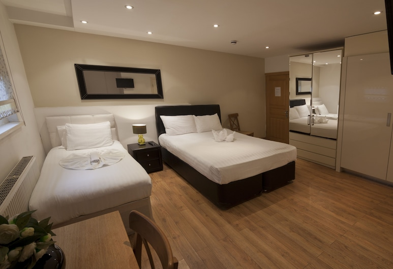 NOX HOTELS - West End Lane I, London, Triple Room, Room