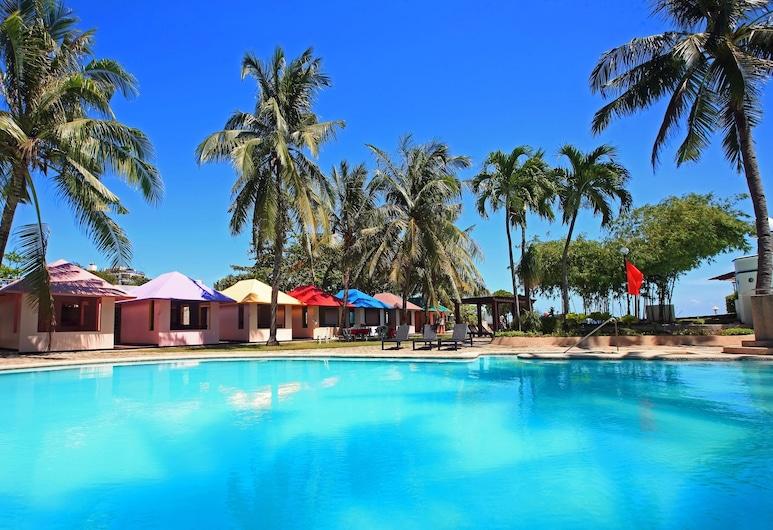 EGI Resort and Hotel, Lapulapu, Lauko baseinas
