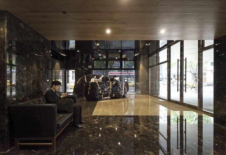 華泰瑞舍, 台北市, 大廳休息區