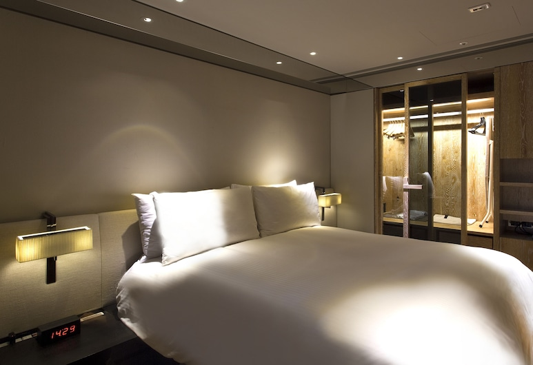 Gloria Residence, Taipei, Abundance Room, 1 Double Bed, Kamer