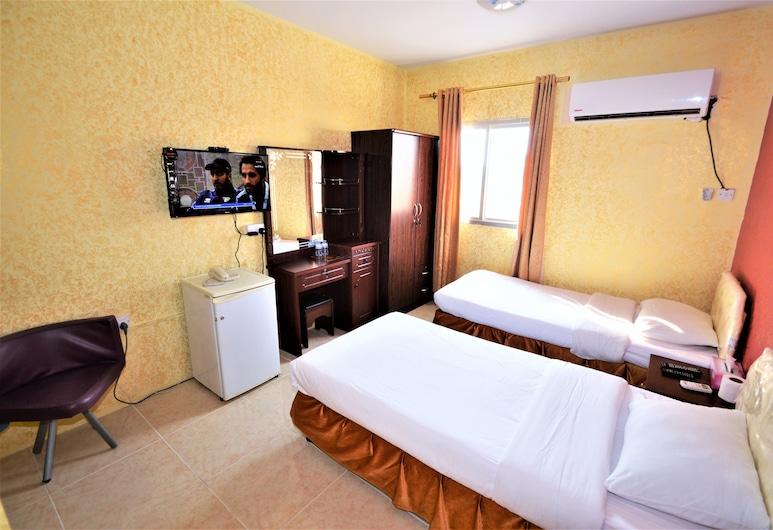 Sur Hotel, Sur, Basic Twin Room, Guest Room