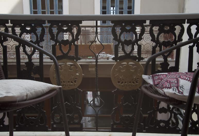 To DiPorto, Chania, Balcony