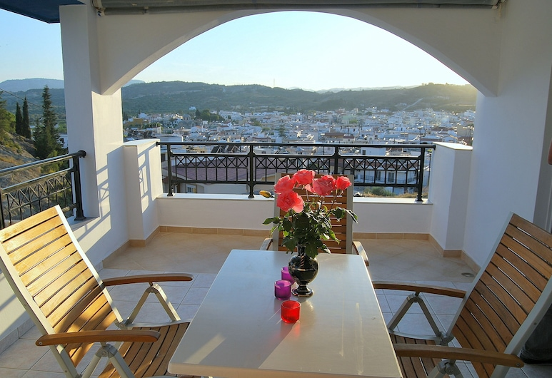 Scala Apartments, Rhodes, Apartment, 2 Bedrooms, Terrace/Patio